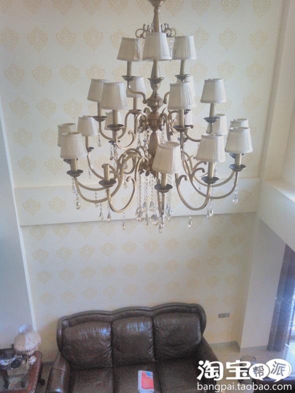 客厅,欧式印花